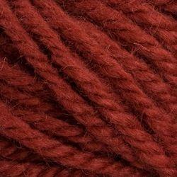 Dark Rust (107)-100% Halcyon Wool Rug Yarn