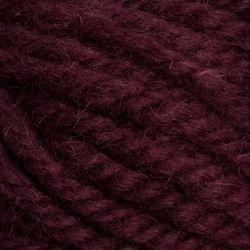 Dark Burgundy (111)-100% Wool Rug Yarn by Halcyon