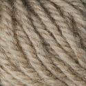 Heather Taupe (130)-100% Wool Rug Yarn by Halcyon