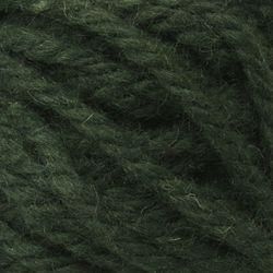 Dark Pine Green (151)-100% Wool Rug Yarn by Halcyon