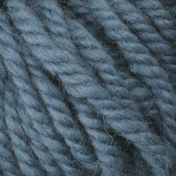 Medium Steel Blue (156)-100% Wool Rug Yarn by Halcyon