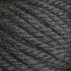 Medium Gray (159)-100% Wool Rug Yarn by Halcyon