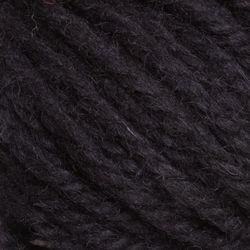 Black (161)-100% Wool Rug Yarn by Halcyon