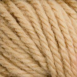 Dark Cream (164)-100% Wool Rug Yarn by Halcyon