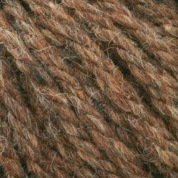 Heather Dark Brown (188)-100% Wool Rug Yarn by Halcyon