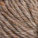 Heather Medium Brown (189)-100% Wool Rug Yarn by Halcyon