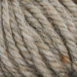 Heather Light Brown (192)-100% Wool Rug Yarn by Halcyon