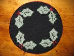 "Holly Berries Kit (14"" Round)"