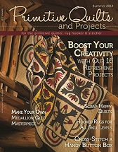Primitive Quilts Summer 2014-