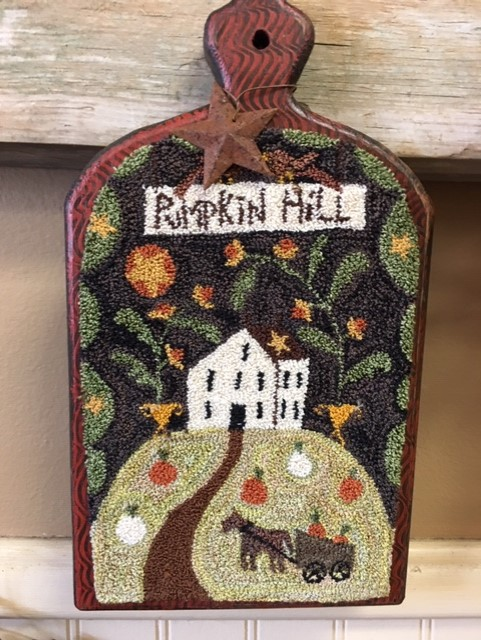Fall - Pumpkin Hill