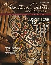 Primitive Quilts Summer 2014
